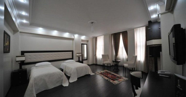 Your new home in the heart of Istanbul